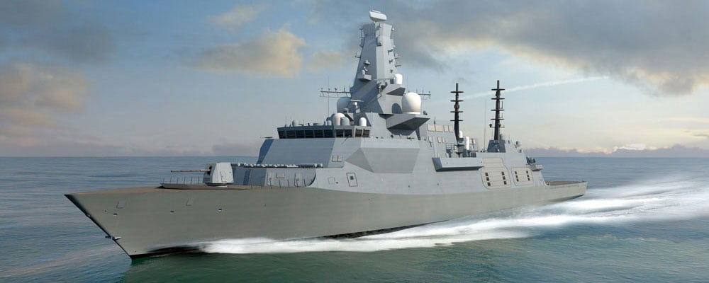 Type 26 new contract