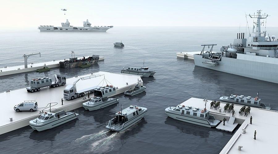 navy workboats cgi
