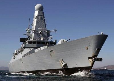 type 45 navy ship