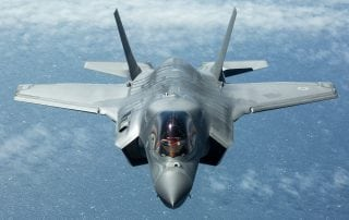 f-35 procurement - f-35 aircraft flying over uk