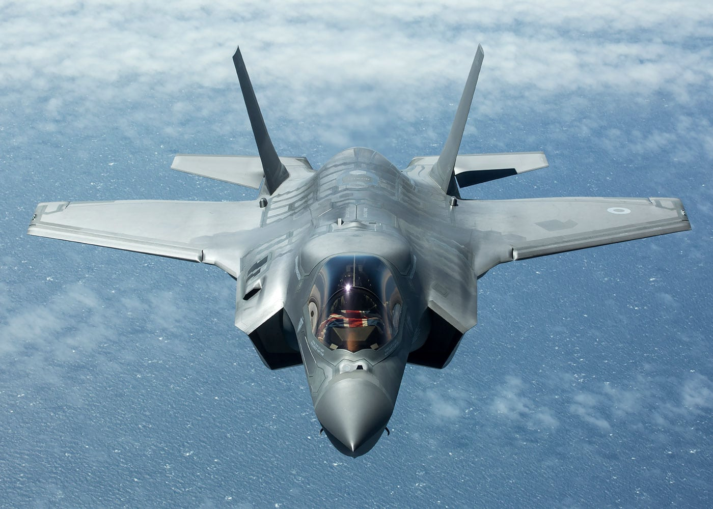 f-35 procurement - f-35 aircraft flying over uk