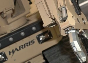 Harris T7 bomb disposal robot
