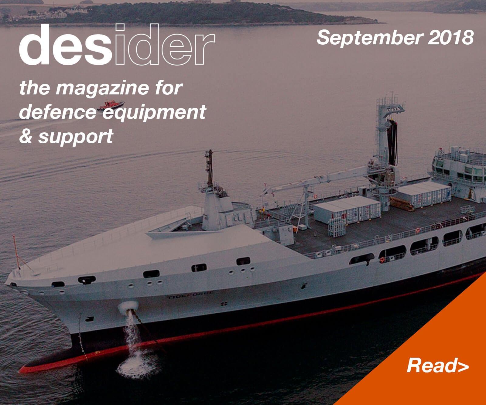 Desider magazine