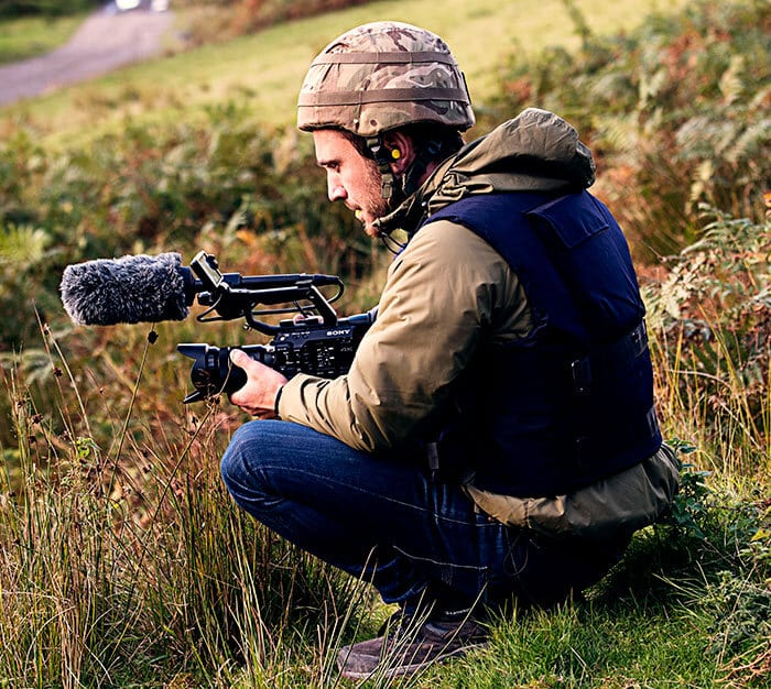 Defence filmmaker and photographer
