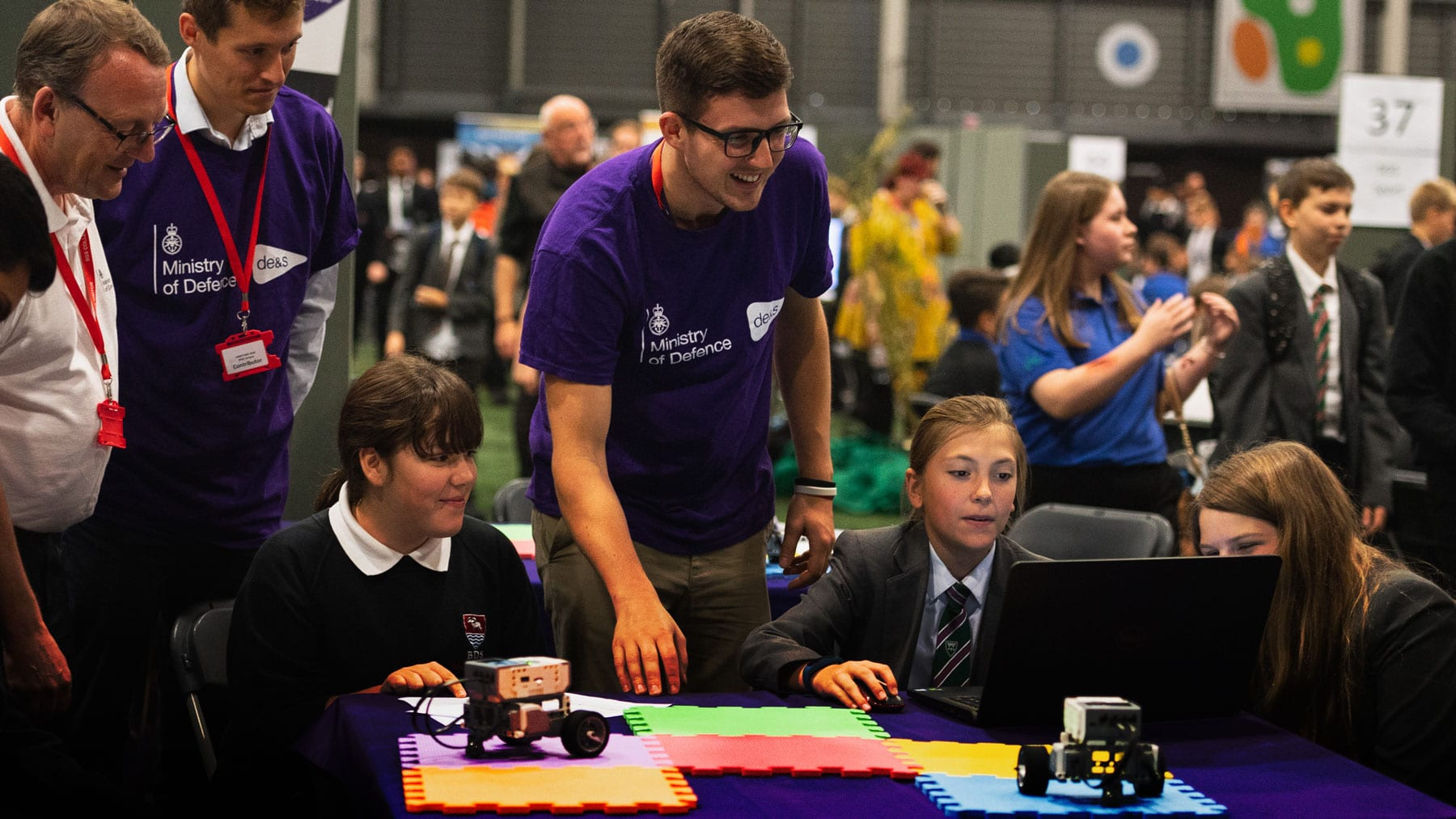 STEM event Bristol