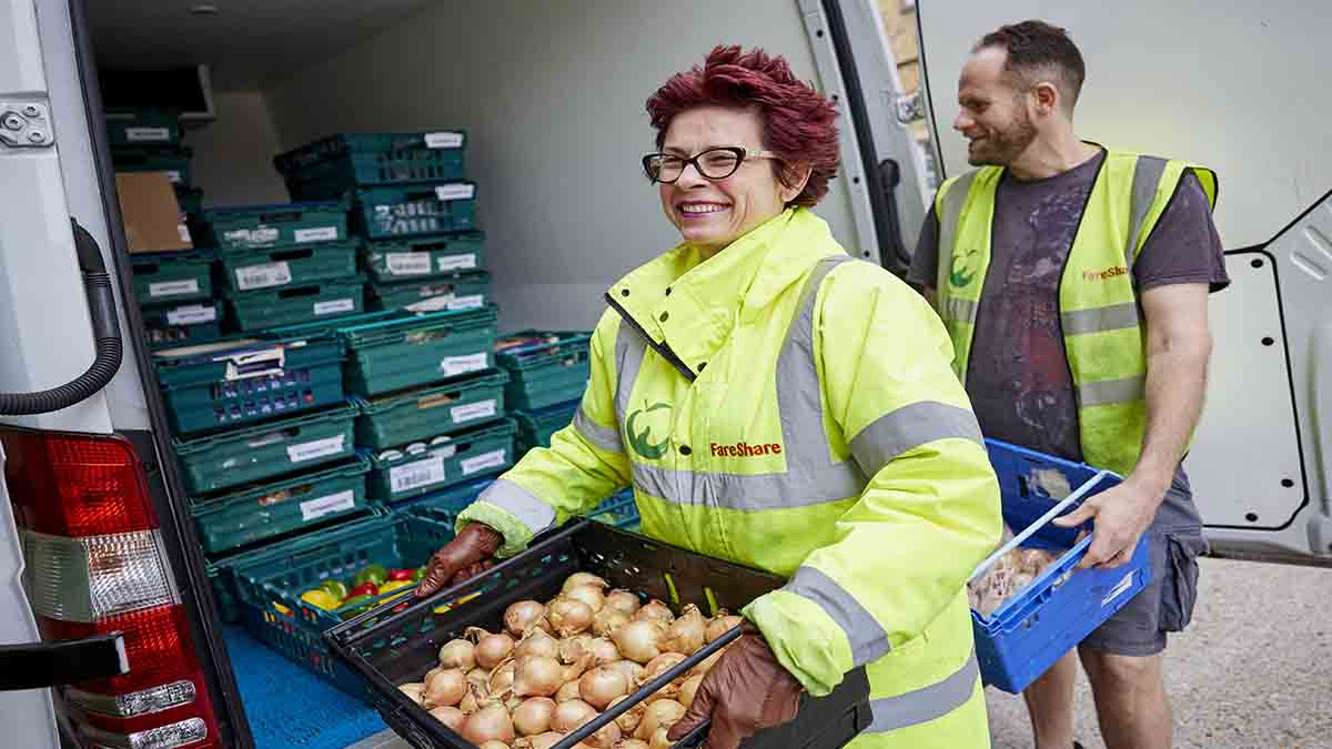 FareShare charity