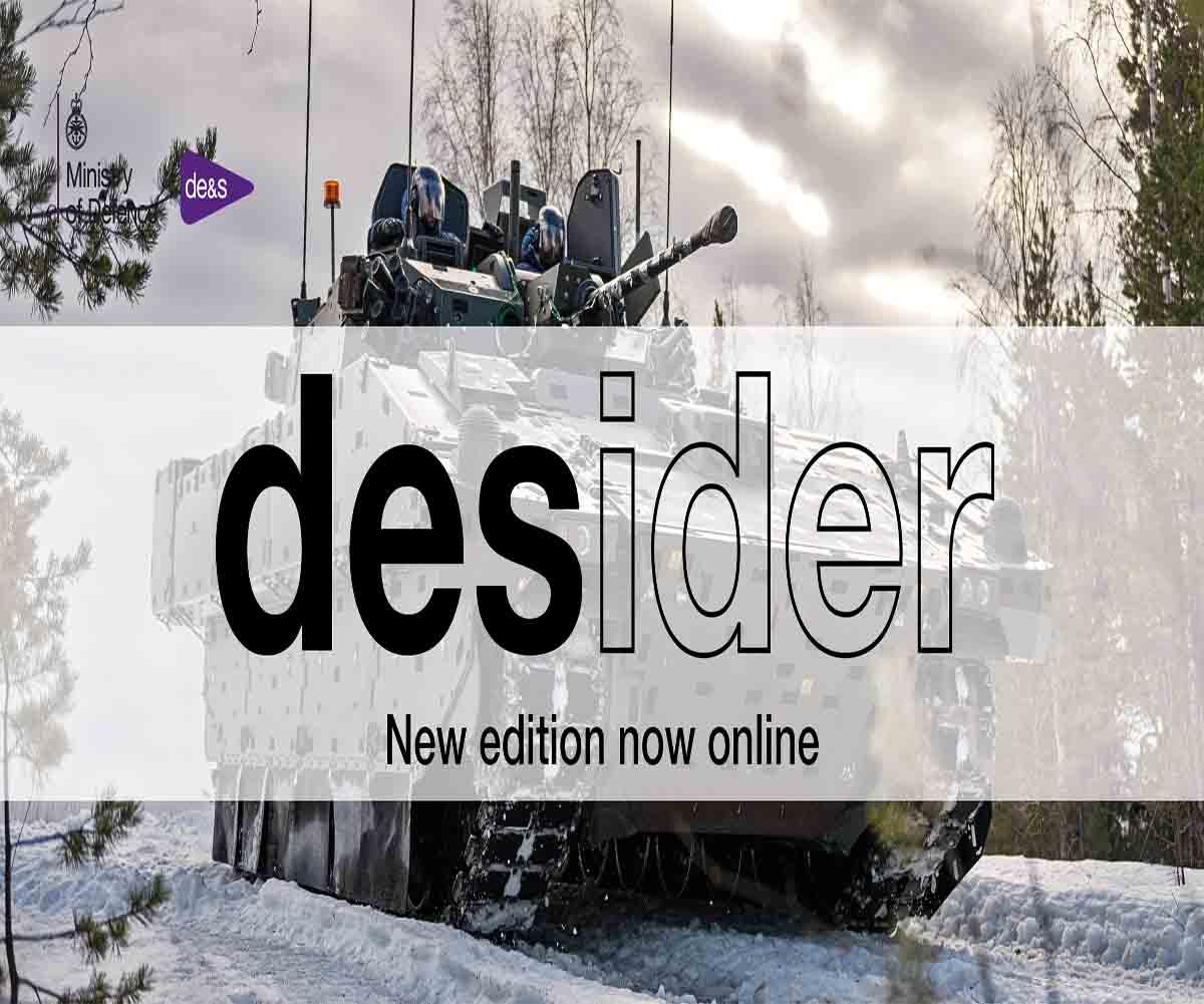 Desider November 2018 front cover