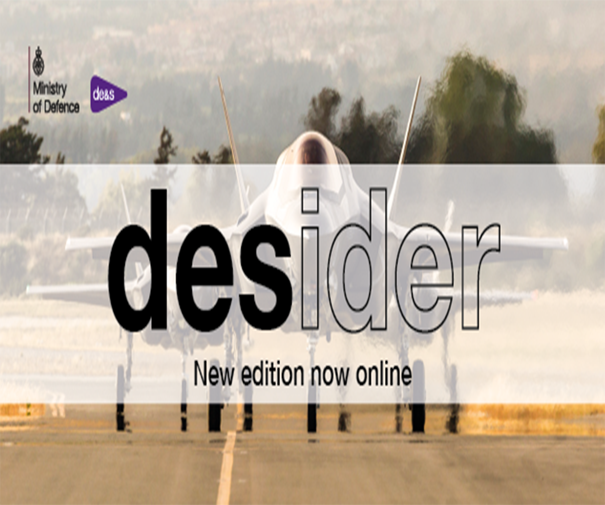 Desider May 2019 front cover