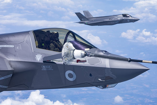 Royal-Air-Force-RAF-F35-Defence-Equipment-and-Support-DE&S