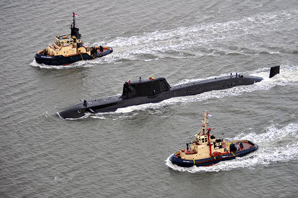 Royal-Navy-Astute-Submarine-Defence-Equipment-and-Support-DE&S