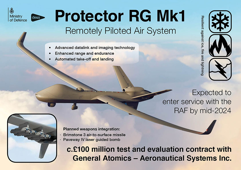 RAF-Protector-Defence-Equipment-and-Support-DE&S-Infographic