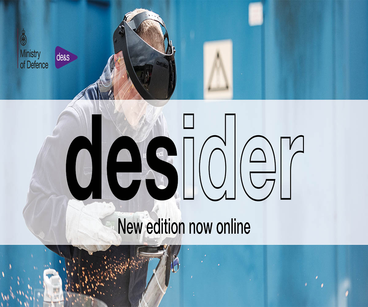 Desider July 2019 front cover