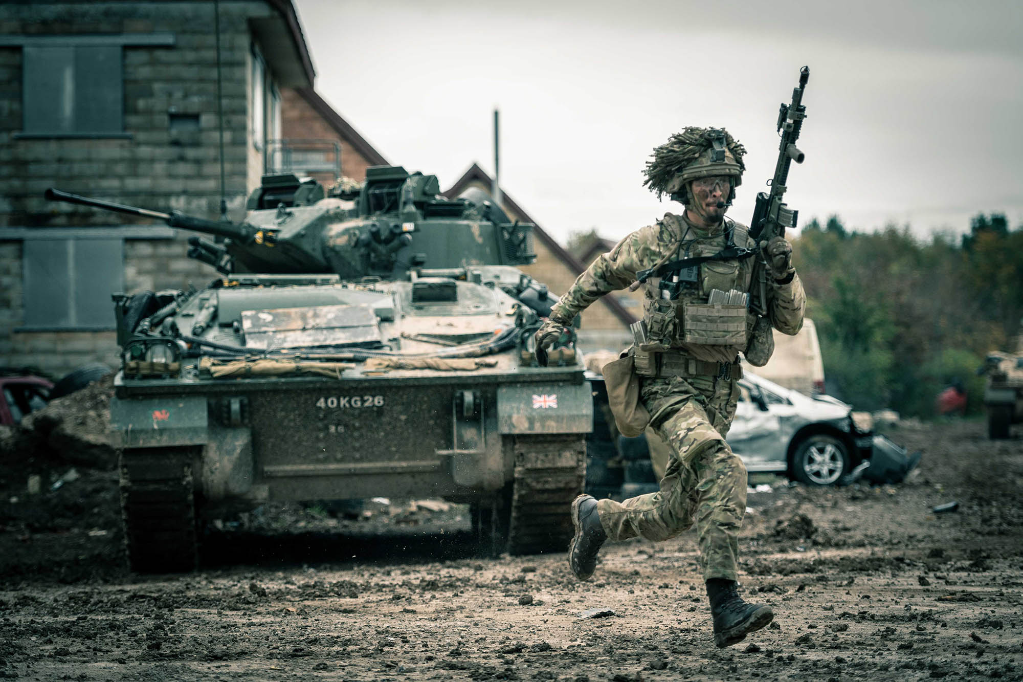 DE&S-Defence-Equipment-and-Support-British-Army-Sailsbury-Plain-Combat-Power-Demonstration-2019