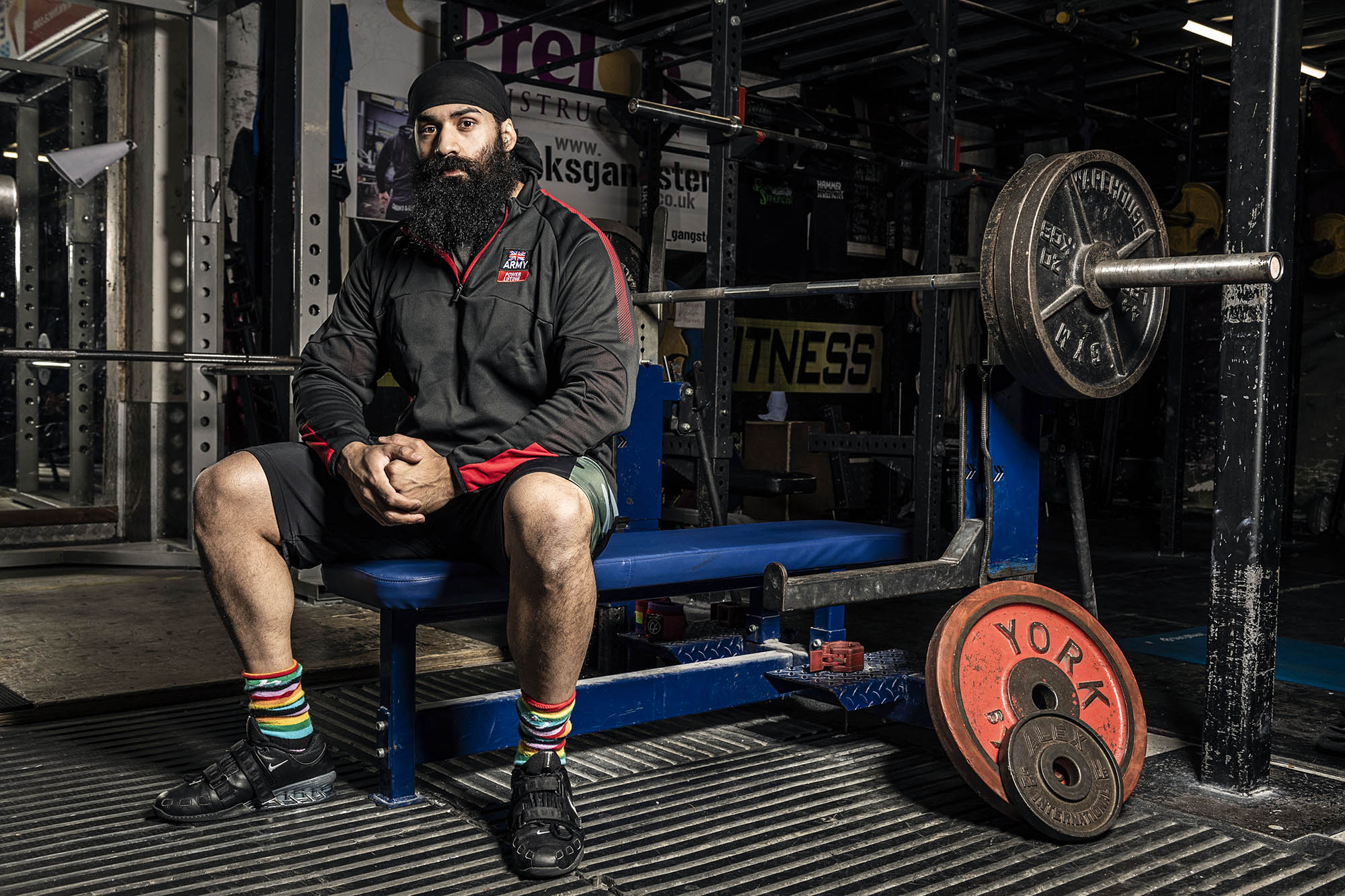 Indy-Dhillon-Defence-Equipment-and-Support-DE&S-Powerlifter-Gold-Medal-Winner-Commonwealth-Championships