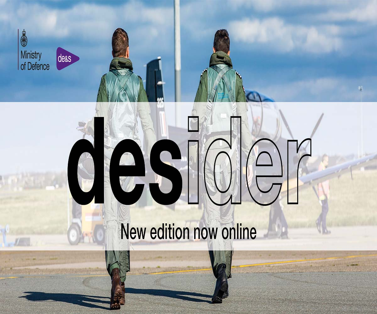 Desider October 2019 front cover