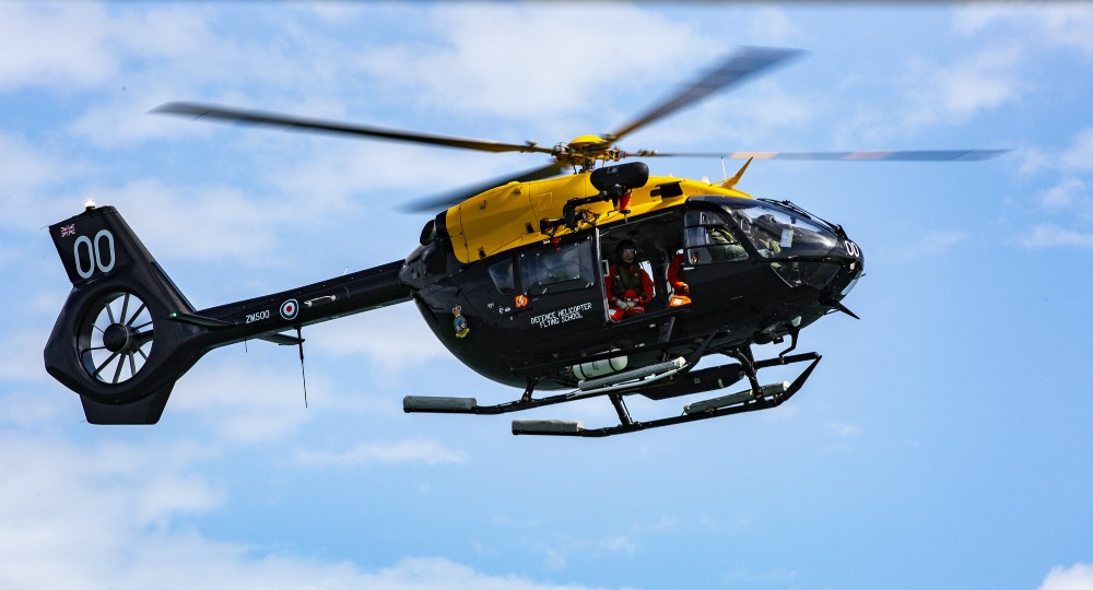 Airbus-H145-helicopter-Defence-Equipment-and-Support-DE&S