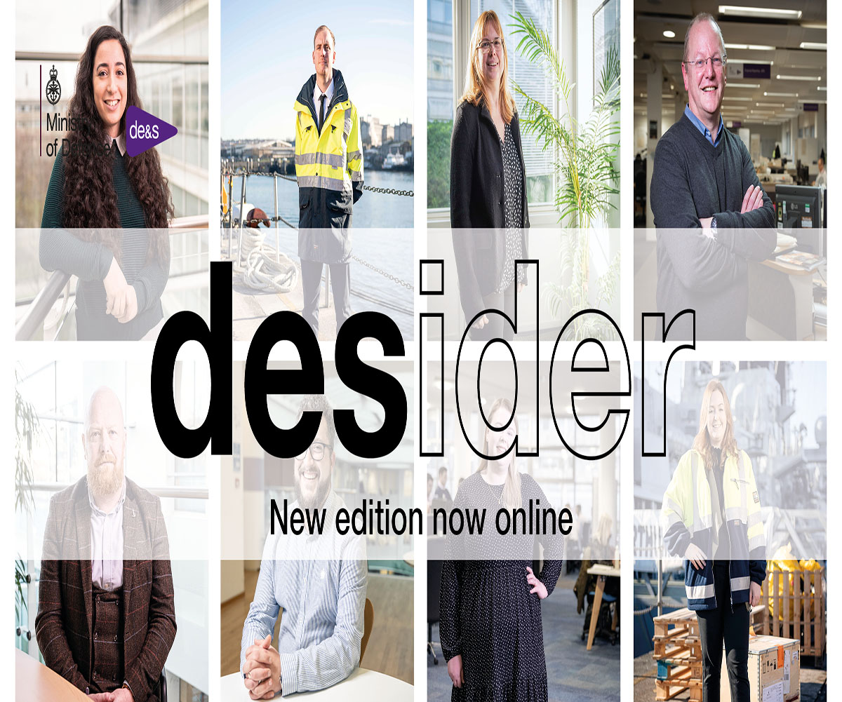 Desider January 2020 front cover