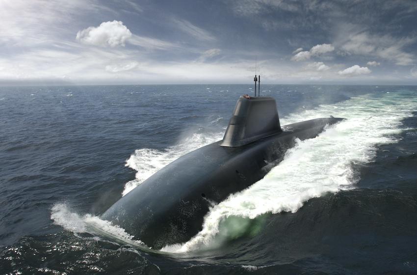 Dreadnought-submarine
