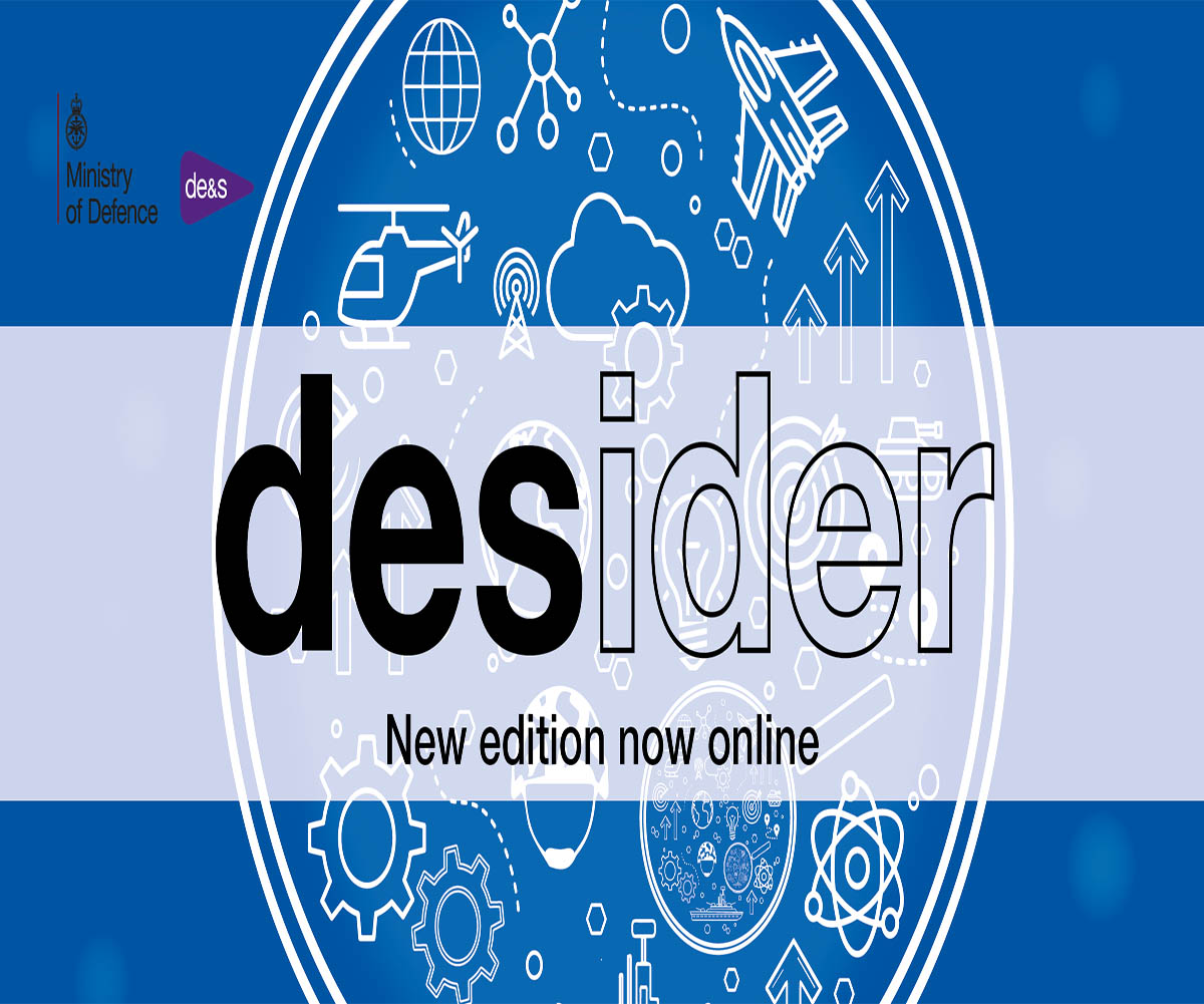 Desider March 2020 front cover