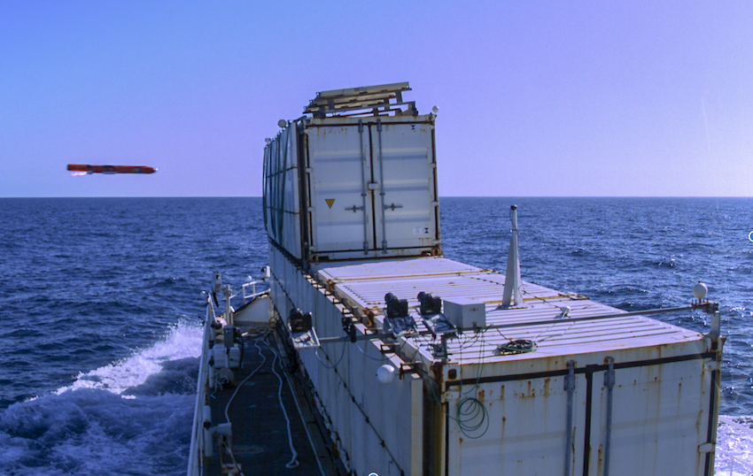 Sea-Venom-test-firing