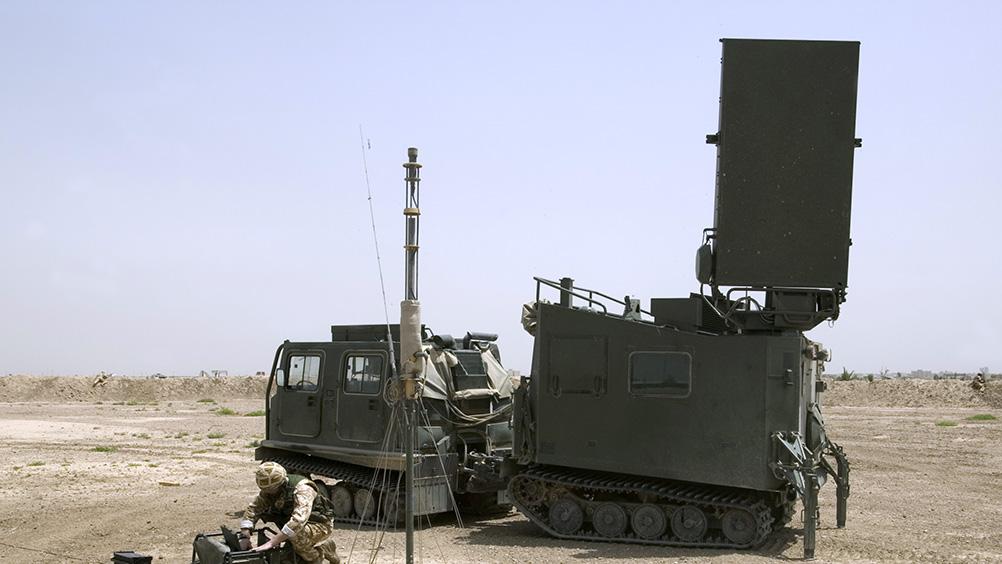 Mobile-Artillery-Monitoring-Battlefield-Asset-Radar-British-Army-DE&S