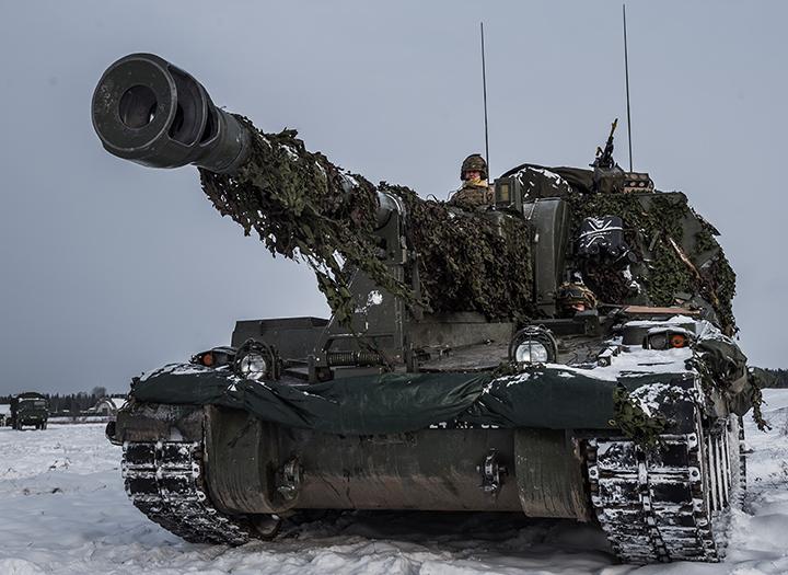 British-Army-AS90-artillery-gun
